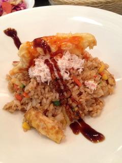 [Noodle52]XOソースの蟹チャーハン