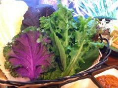サム野菜は色とりどり