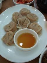 キムチ饅頭(マンドゥ)