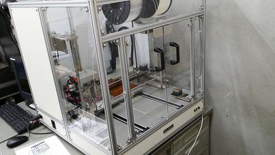 3Dプリンター001