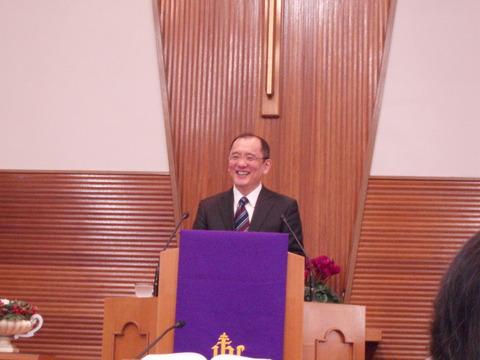 インマヌエル高津教会の礼拝 : wesley1738のブログ