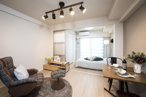 Living Dining、Bed Room