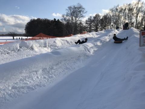 大きい滑り台1