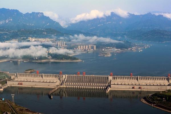 中国三峡ダムは「安全」、ネット上のうわさ否定