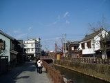 小野川沿ひ