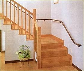 階段手すり-thumb-299x254-1848