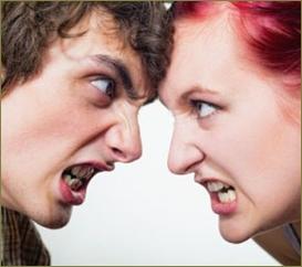男女の喧嘩2