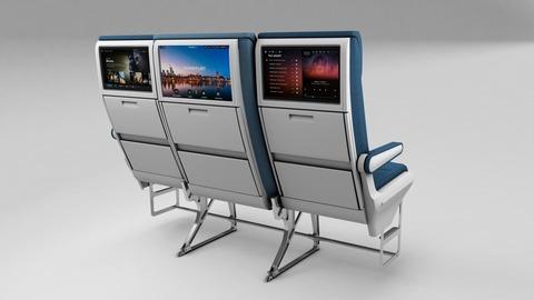 飛行機座席2