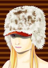 帽子イカス