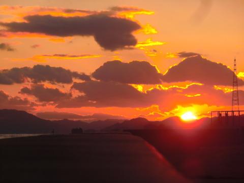 大崎上島観光|夕日スポット|矢弓地区