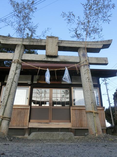 厳島神社の発祥地