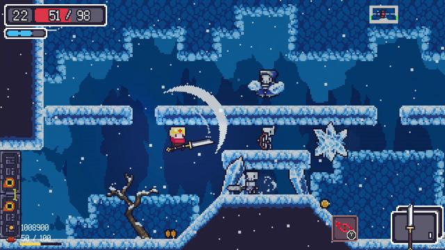 氷の洞窟_戦闘-26
