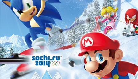 Wii U『マリオ&ソニック AT ソ...