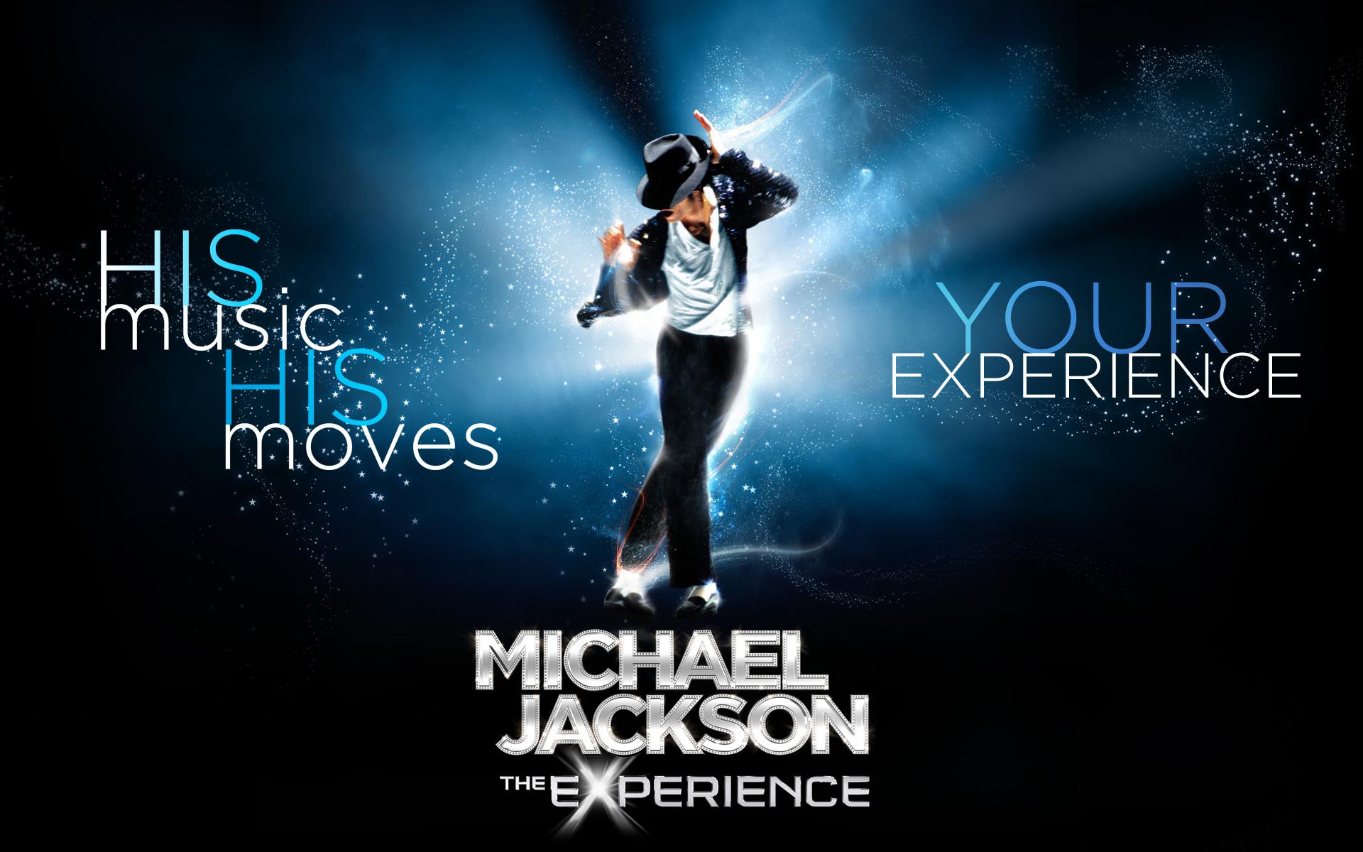 マイケル ジャクソン ザ エクスペリエンス 公式サイトオープン
