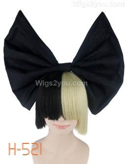 H-521 Wigs2you SIA Wig Cosplay