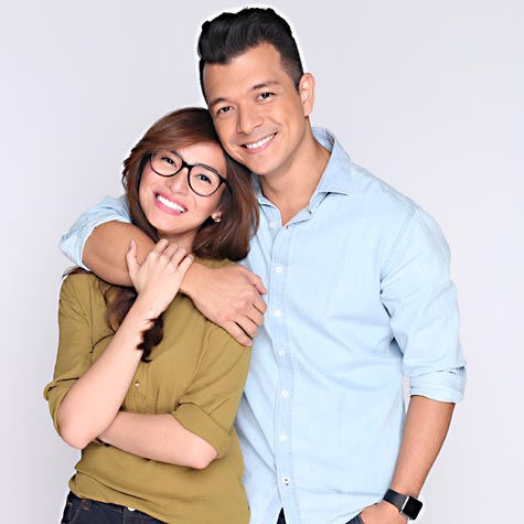 Jennylyn Mercado and Jericho Rosales