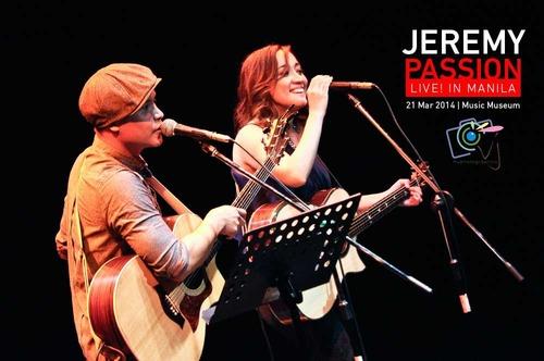 Jeremy Passion & Julianne Tarroja