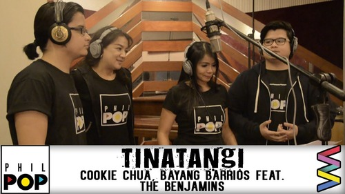 Cookie Chua , Bayang Barrios & The Benjamins