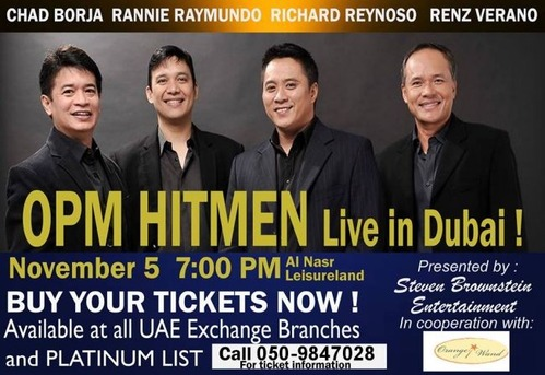 The OPM Hitmen