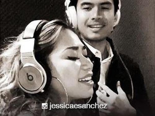 Christian Bautista & Jessica Sanchez