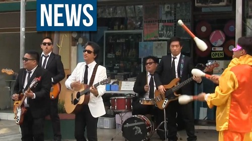 Itchyworms & Ely Buendia