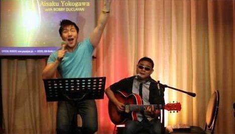 Aisaku Yokogawa & Bobby Duclayan