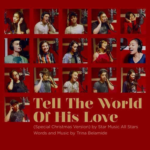 Tell The World of His Love Star Music All Stars