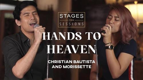 Christian bautista &  Morissette Amon