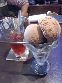 01ランチ10チョコアイス