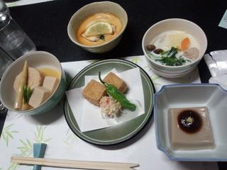 01豆富料理笹乃雪13