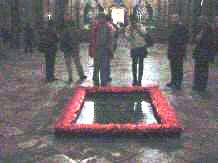 ウエストミンスターの無名戦士の墓