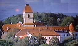 チェコのロンスベルク城