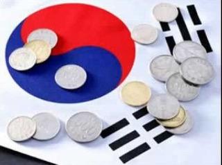 資金難の韓国