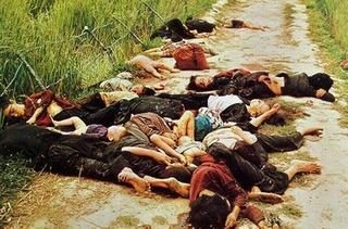 韓国軍による村民の虐殺