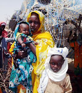 スーダン難民