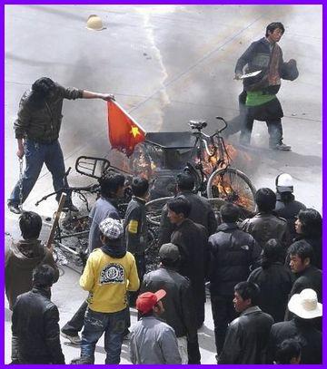 ラサの暴動