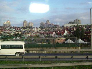 トルコの主要都市のマンション