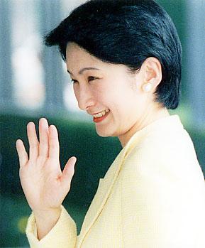 秋篠宮妃殿下