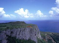 スーサイドクリフ自殺の崖