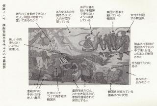 虐殺の壁画4