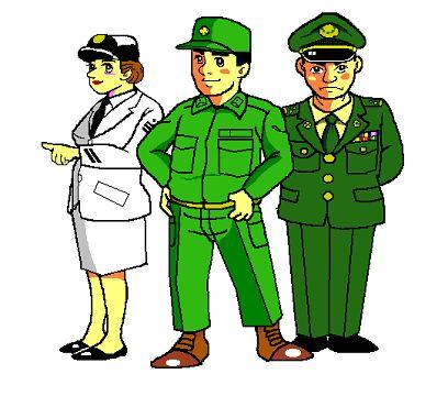 自衛官3人