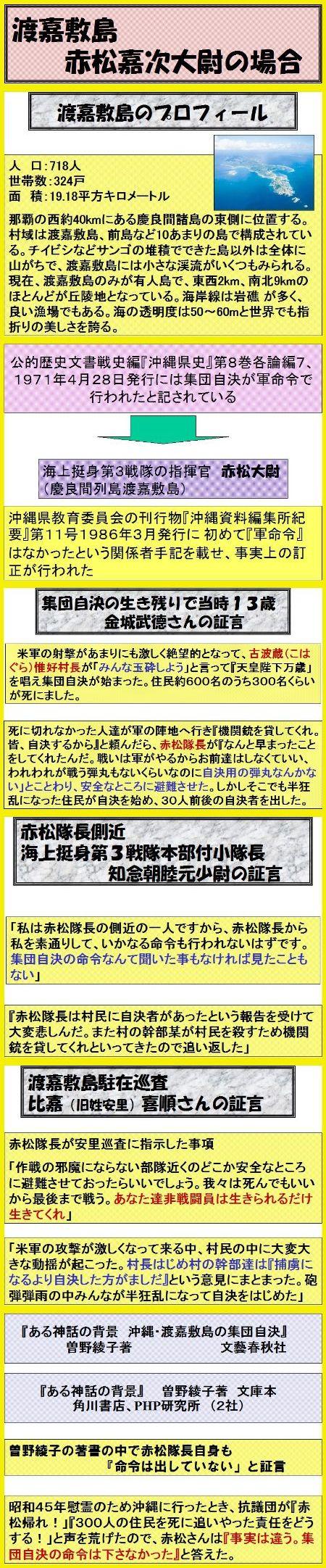 沖縄集団自決の真相3
