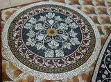 ケルンドームの床のモザイク