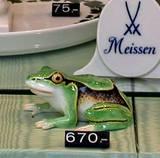 マイセンのカエル