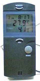 カミハタデジタル温湿度計
