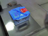 カエル発送箱