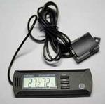 デジタル最高最低温湿度計