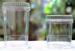 透明カップ