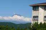 箱根旅行2013・2日目・朝食後展望ラウンジから