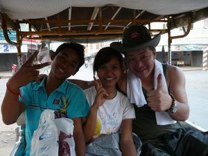 カンボジア2009年12月 269